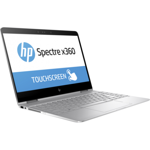 NOTEBOOK / LAPTOP HP Spectre x360 13-ac028TU/FHD TS/i7-7500U/8GB/256GB SSD/UMA/Win10/No ODD/2YR/SLEEVE/ ASH SILVER